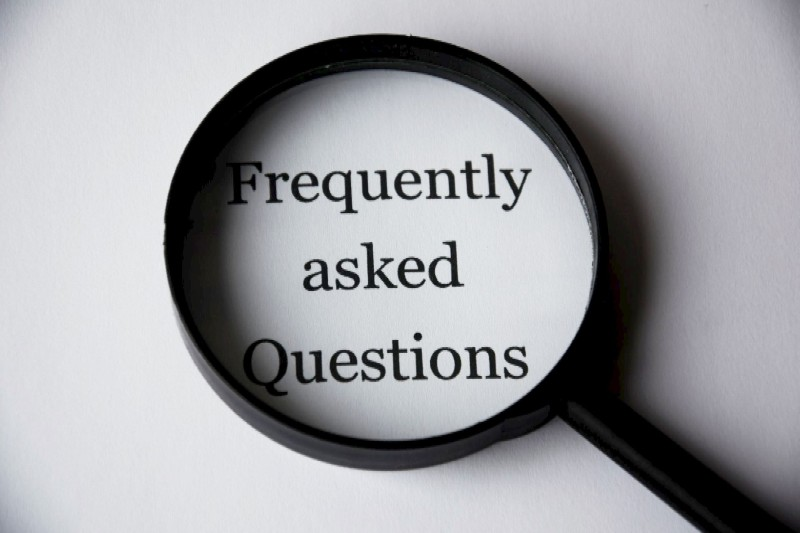 FAQ's about our virtual office administration service